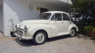 Morris Minor 1000. 1958